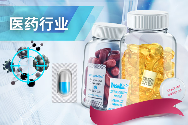 pharmaceutical desiccant solutions